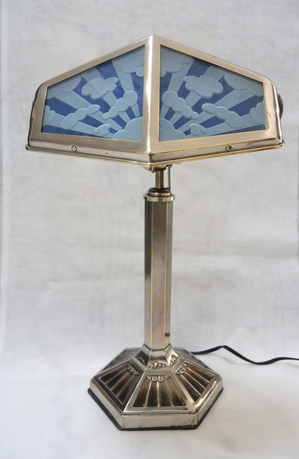 Desk lamp Art Deco