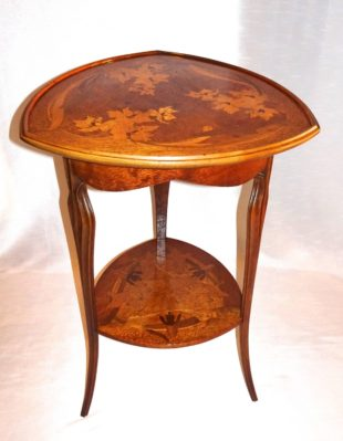 LOUIS MAJORELLE - Art Nouveau side table
