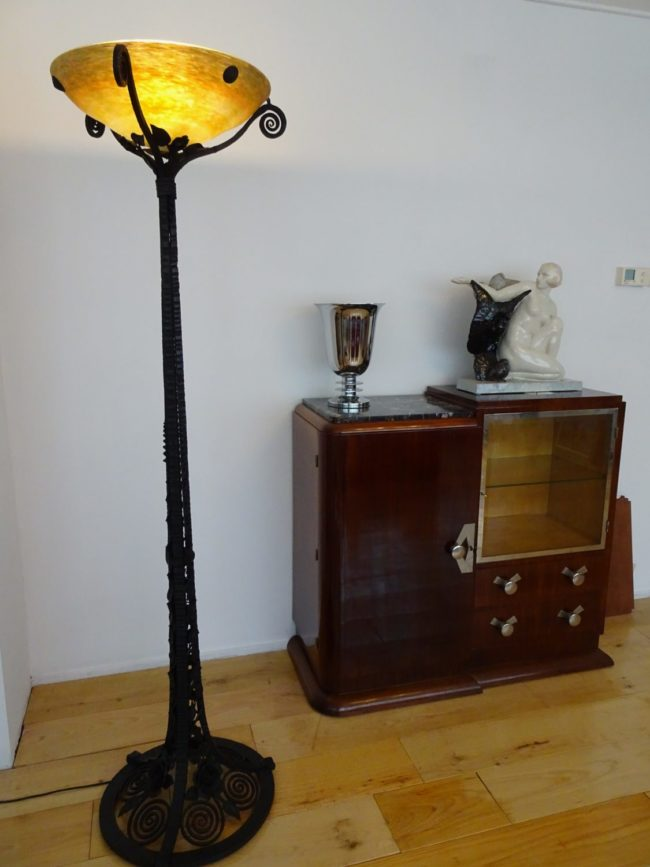 Muller Frères - Floor lamp 2
