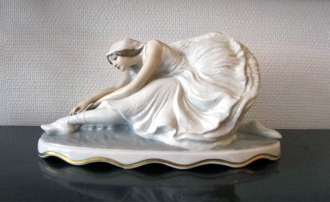Rosenthal – The dying swan